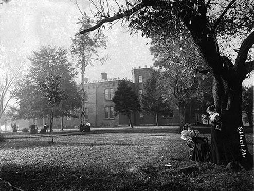 Madison Female Institute,  now Madison Middle School